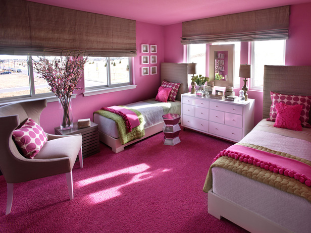 home design pink - photo #1