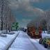 Frosty Winter Weather Mod ETS2