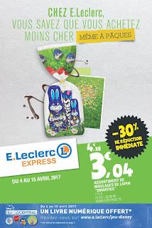 Catologue E.leclerc 04 au 15 Avril 2017