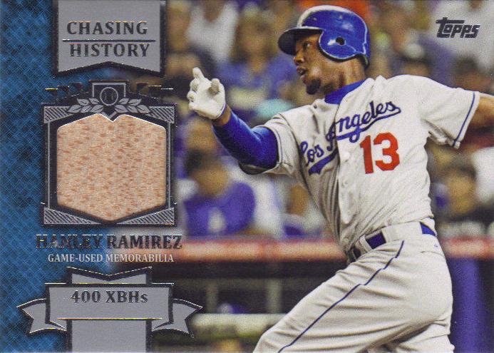 Dodgers Blue Heaven 2013 Topps Baseball Cards Chasing