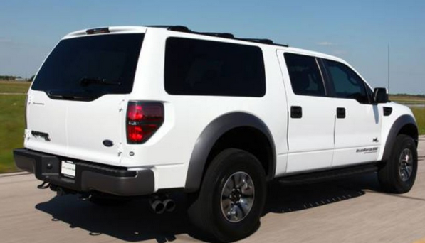 2018 Ford Excursion, Diesel, Price