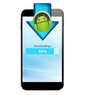 Mempercepat Unduhan File Besar Di Smartphone Android