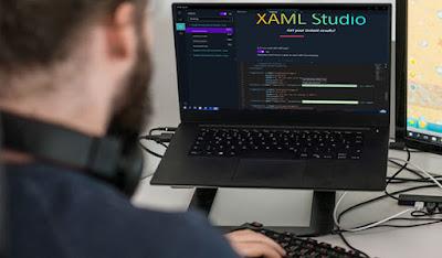 Build and edit your XAML with XAML Studio