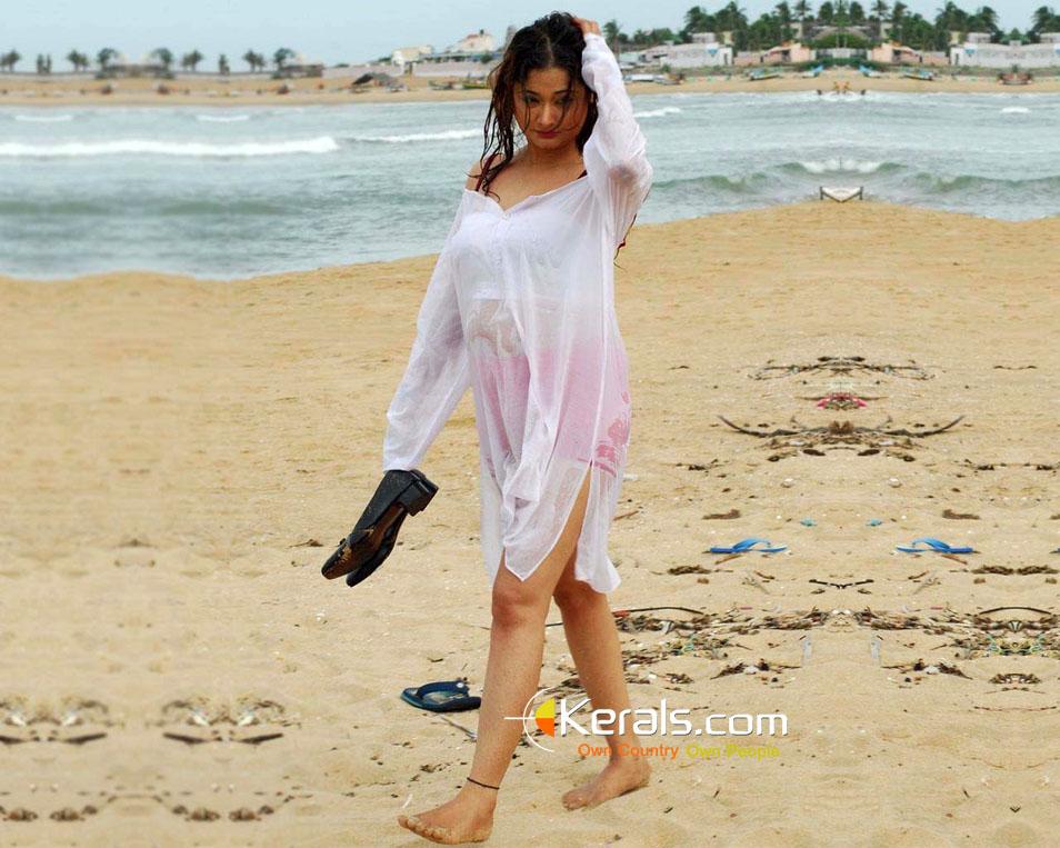 Kiran Rathod - South Indian hot actress bold items