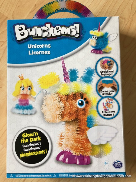Bunchems Unicorns Theme Pack Review