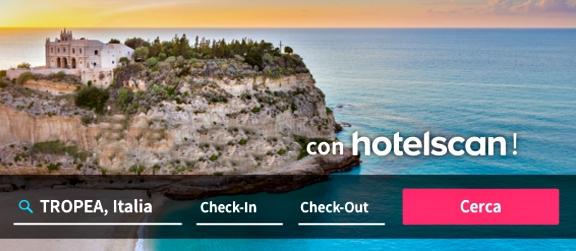 Tutta l'estate in viaggio con hotelscan!