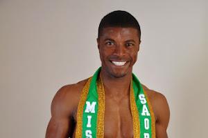 Jonas Silva é eleito Mister Black São Paulo 2018