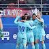 Barcelona derrotó al Eibar por 2-0 con una genial asistencia de Messi a Suárez