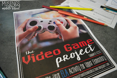 The Video Game Project
