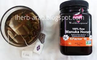 عسل مانوكا لعلاج الكحه والتهابات الحلق والفيروسات كورونا
