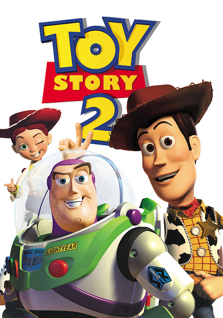 Cartel película de Pixar Animation Toy Story 2