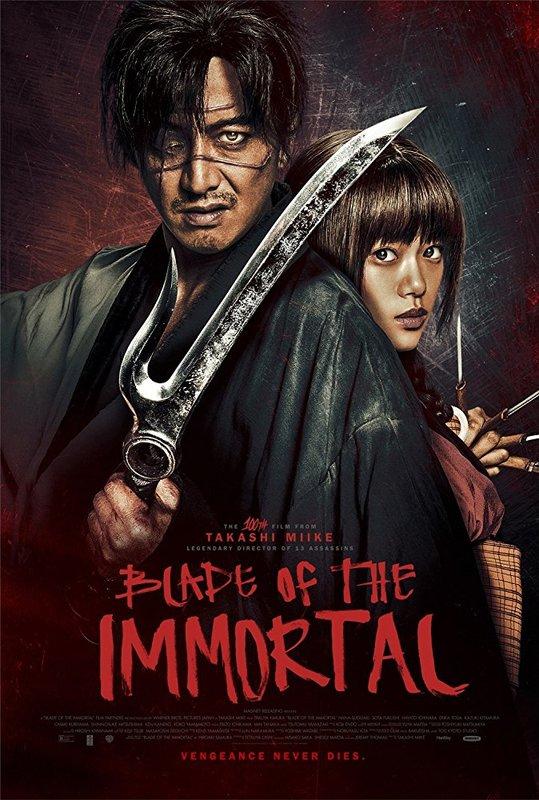 Lưỡi Kiếm Bất Tử - Blade Of The Immortal (2017)