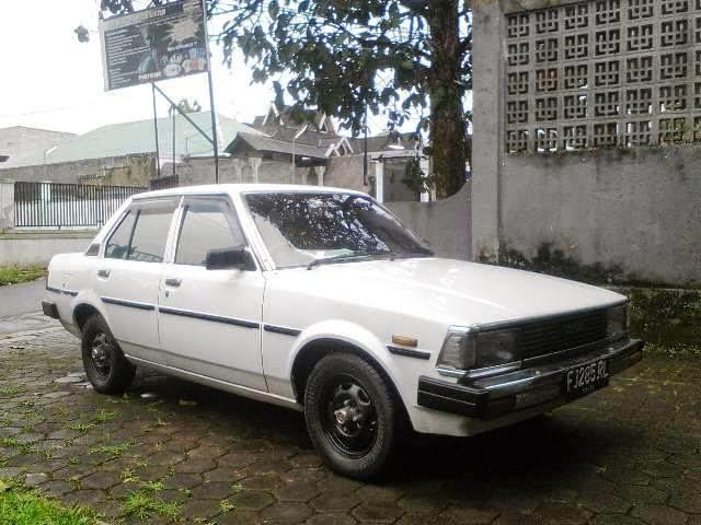 Info Sedan Jadul Dijual Toyota Dx 1983 Harga Obral Sukabumi