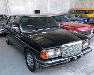 Mercy Tiger 280 '79 AC PS Ban Baru Harga Bikin Haru....