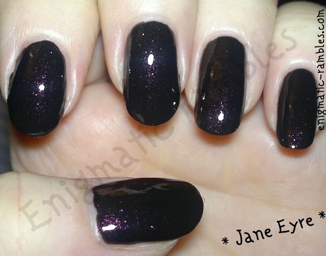 A England Jane Eyre Swatch