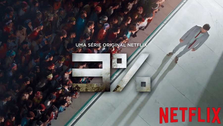Serie brasilera de Netflix de ciencia ficción
