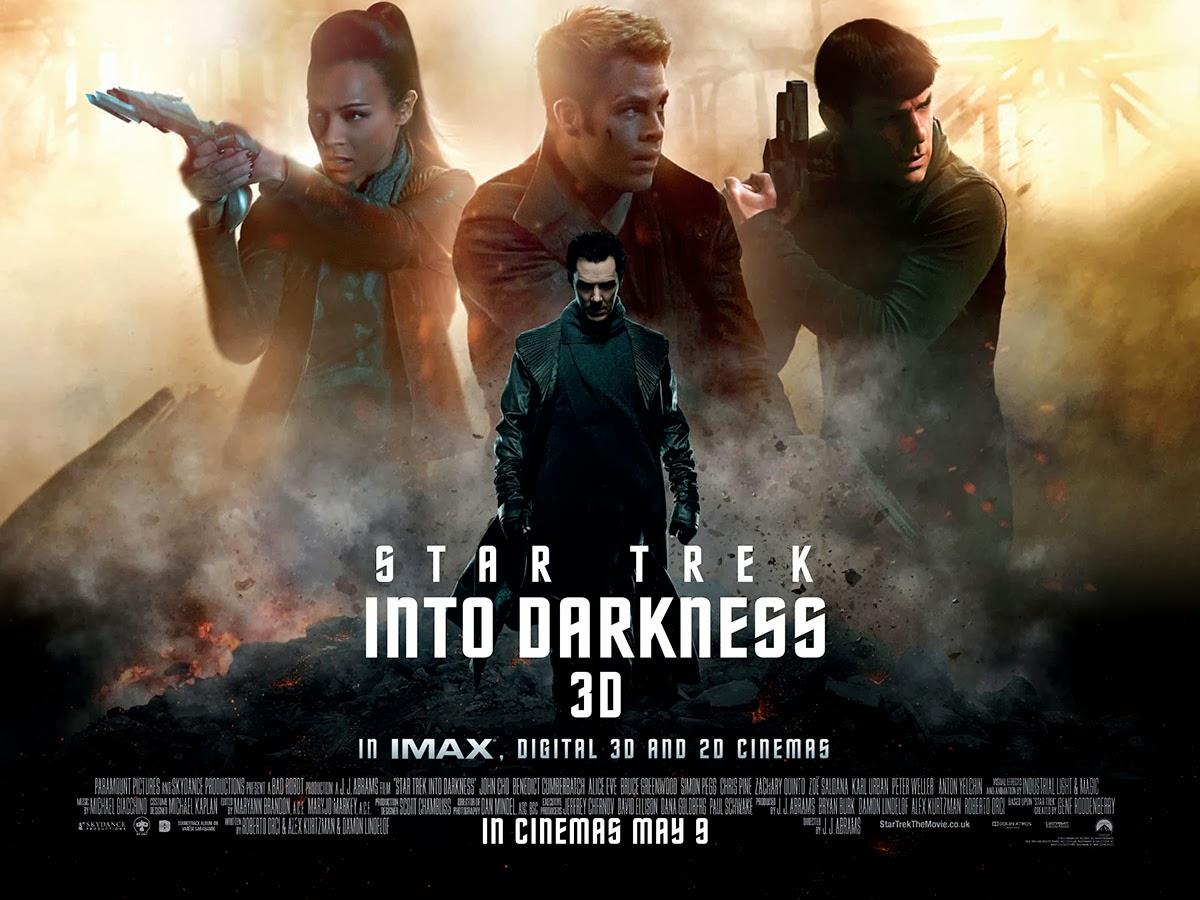 Box Office Star Trek Into The Darkness 2013