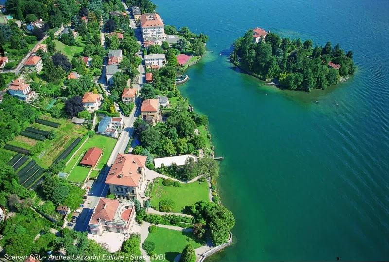 Isole lago maggiore for Lago srl
