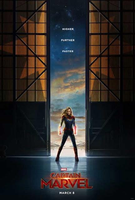 أقوى وأفضل أفلام 2019 المنتظرة بشدة فيلم captain marvel