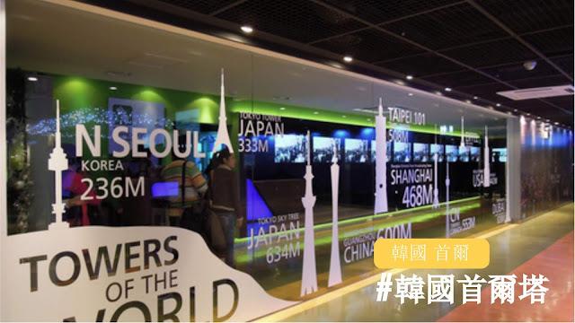 【韓國】首爾自由行Day1|明洞聖堂&Seoul Tower首爾塔