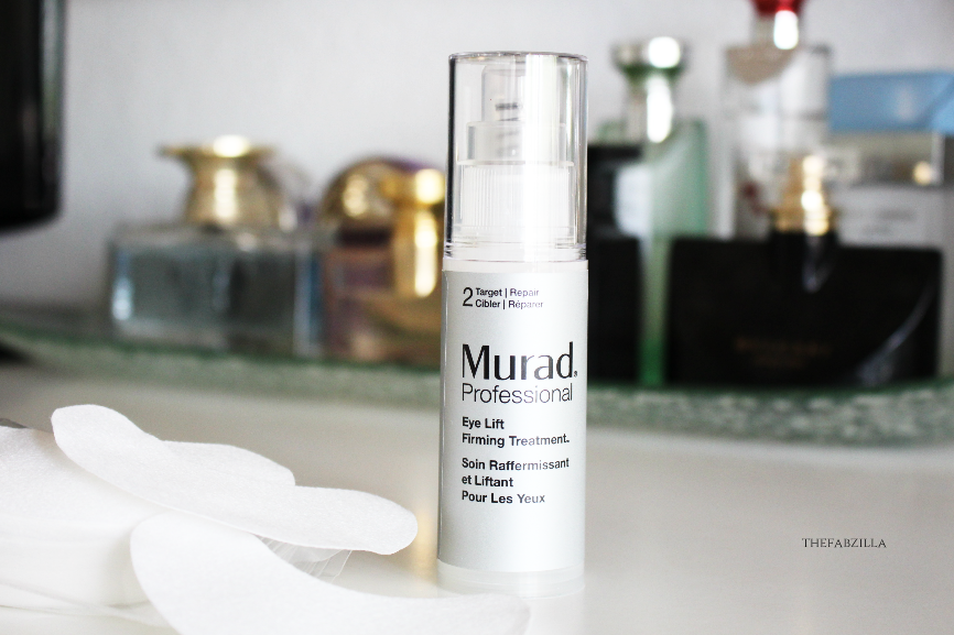 Murad Hydro-Dynamic Quenching Essence, Murad Hydro-Dynamic Ultimate Moisture, Murad Professional Eye Lift Firming Treatment, Review