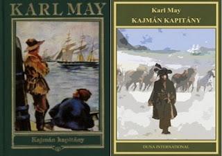 Kajmán kapitány könyv bemutatás
