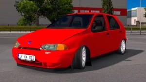 Fiat Palio 1.4 EL 1998 car mod