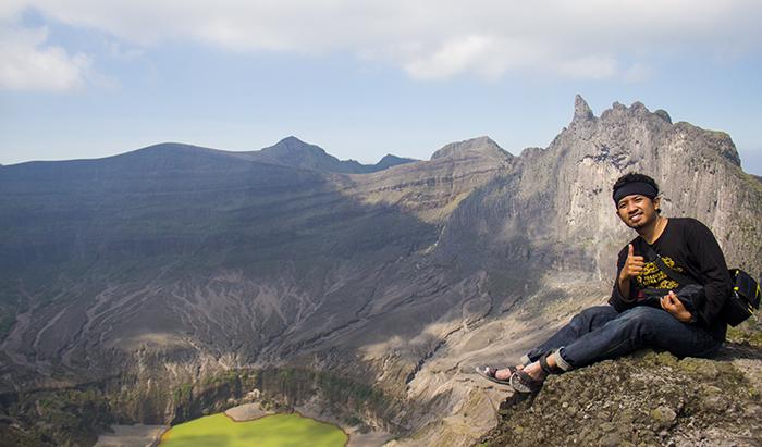 Gunung Kelud via Kediri