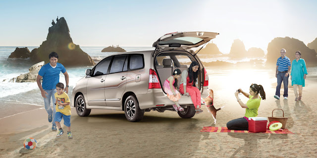 Toyota innova brand analysis