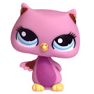 Littlest Pet Shop Globes Owl (#1373) Pet