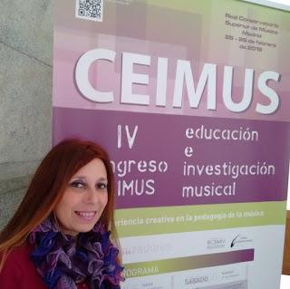 congreso CEIMUS música