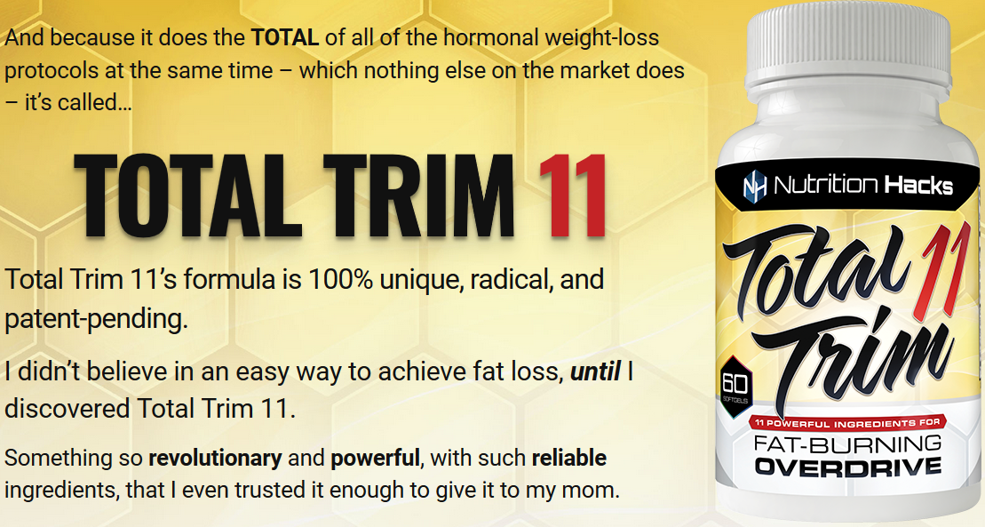 Total Trim Eleven Weight Loss