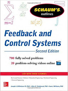 Schaum's Outline of Feedback and Control Systems pdf download free