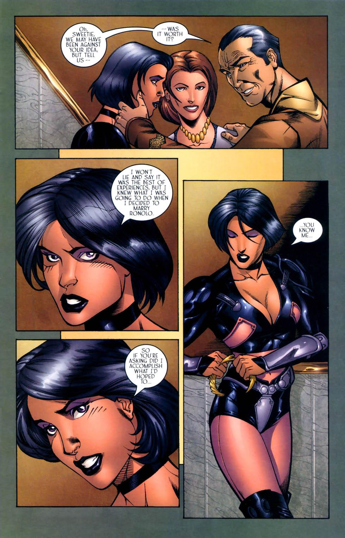 Read online Sigil (2000) comic -  Issue #8 - 19