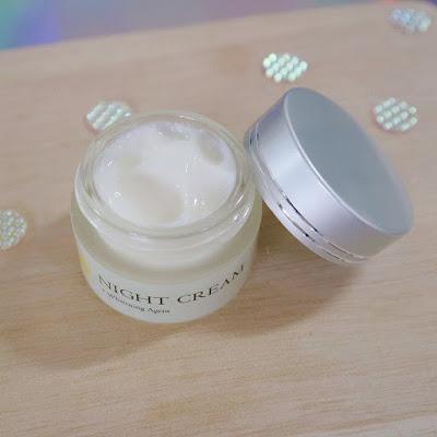 Royalty Cosmetics night cream