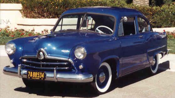 Sears Car: 1953 Sears Allstate