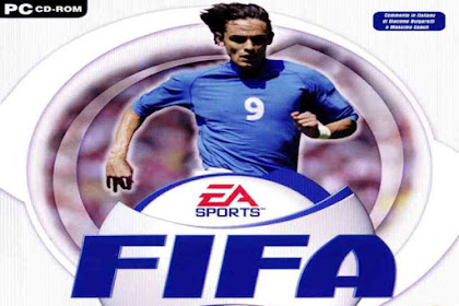 Free Download Game Fifa 2001 for Computer PC or Laptop Full Version