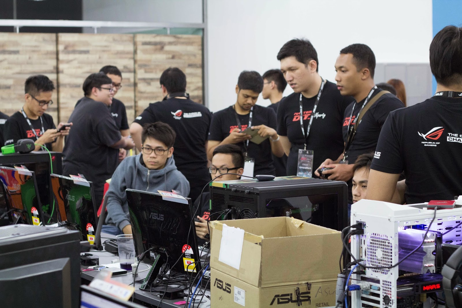 Coverage for ASUS LAN Party: DAY 2 57