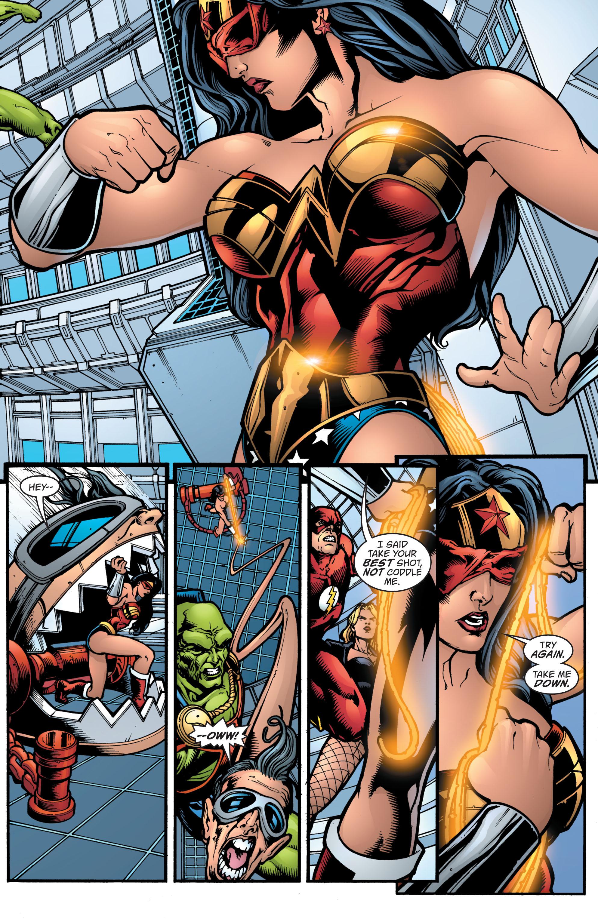 Read online Wonder Woman (1987) comic -  Issue #212 - 4