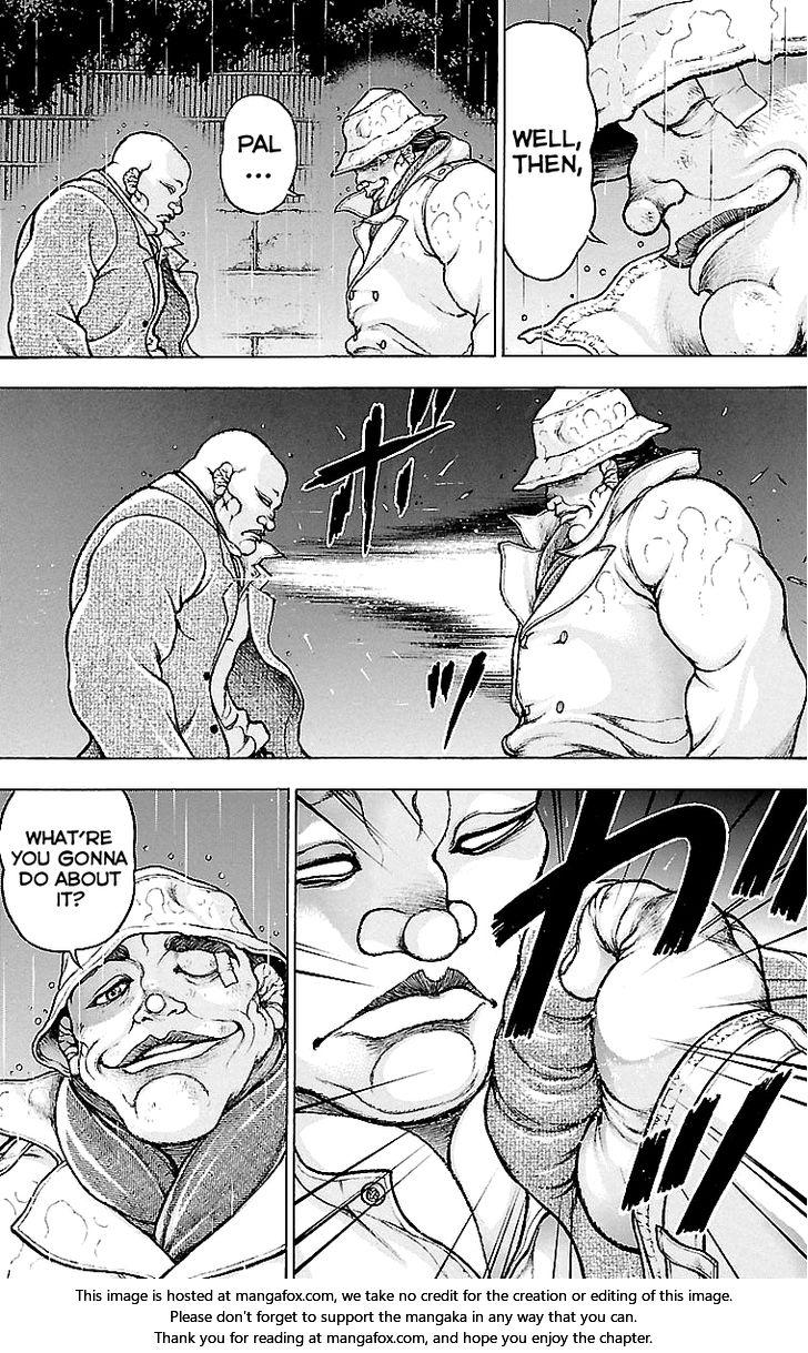 Baki Gaiden - Kenjin - Chapter 1