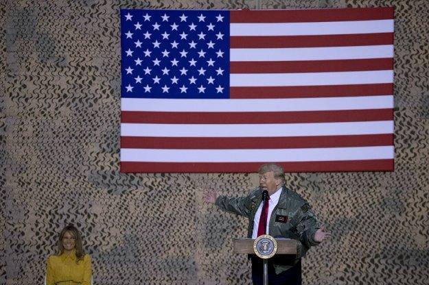 Τραμπ: Η αποχώρηση των Αμερικανών στρατιωτών από τη Συρία θα είναι «αργή»