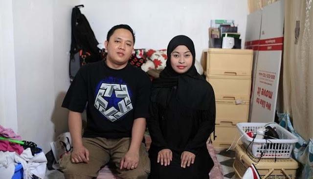 2 Hari Sebelum Menikah, Pasangan Ini Putuskan Untuk Masuk Islam