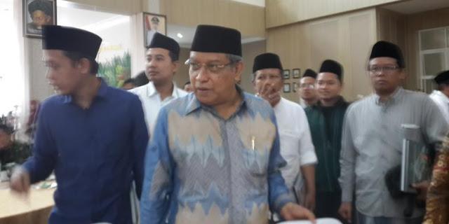 Minta Kemenag Buat Daftar Dai Tak Baik, Said Aqil Malah Contohkan HRS