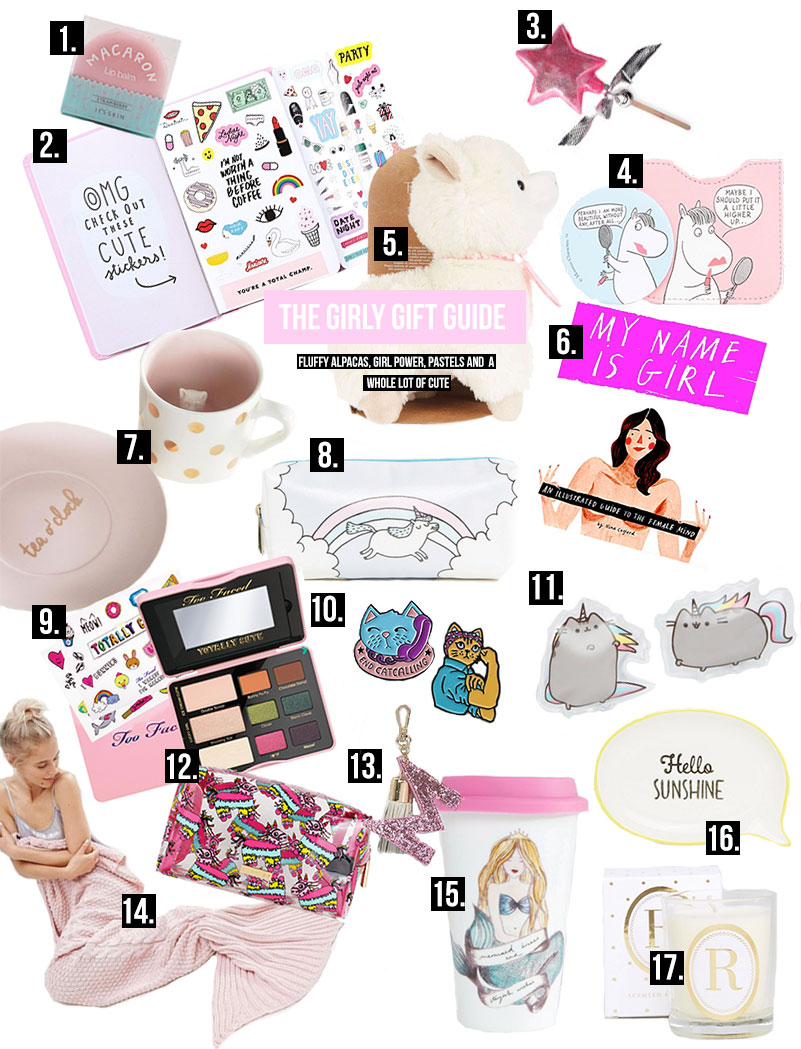 The-Girly-Gift-Guide
