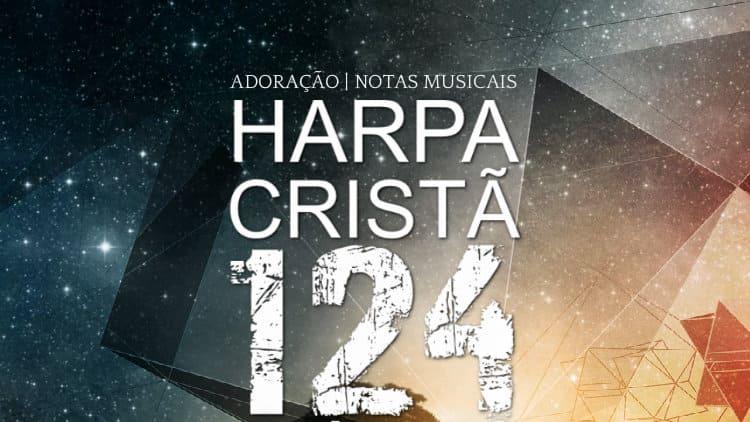 Adoração - Harpa Cristã 124 - Cifra melódica