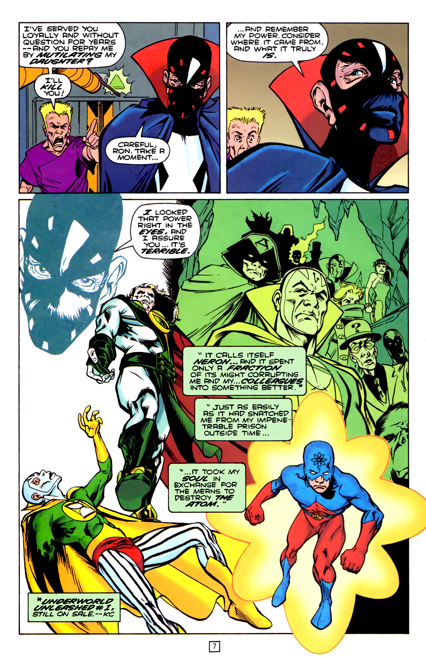 Legion of Super-Heroes (1989) 75 Page 7