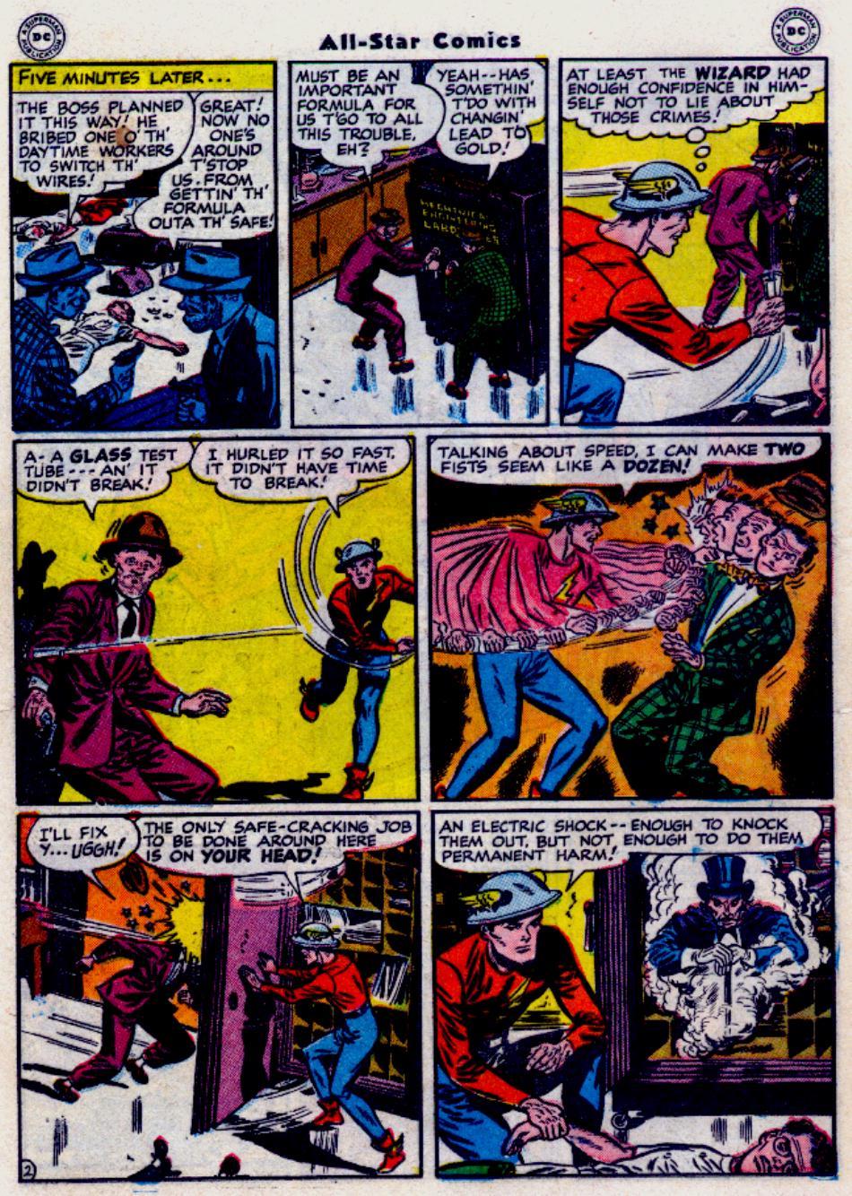 Read online All-Star Comics comic -  Issue #34 - 22