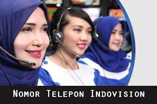 Nomor Telepon Indovision Call Center