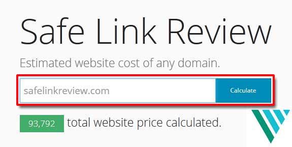 Cara cek harga sebuah blog atau website