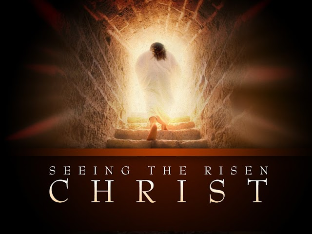 Seeing the Risen Christ Wallpaper